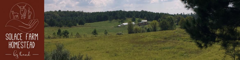 Solace Farm Homestead Banner